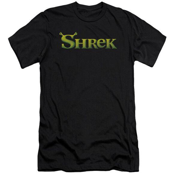 Shrek Logo Premuim Canvas Adult Slim Fit