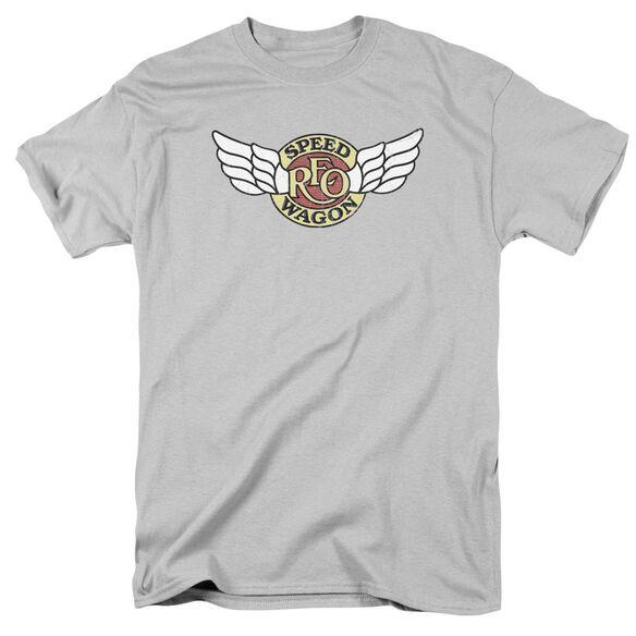 Reo Speedwagon Winged Logo Short Sleeve Adult T-Shirt