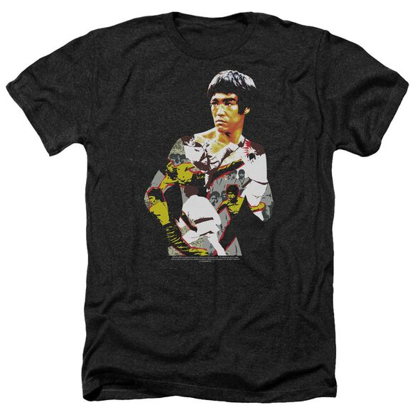 Bruce Lee Body Of Action Adult Heather
