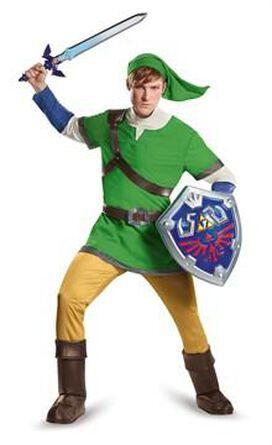 Zelda Link Deluxe Adult Costume