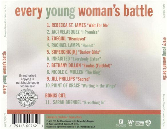 Every Young Woman's B0605
