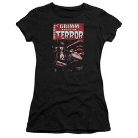 Zenoscope Terror Cover Short Sleeve Junior Sheer T-Shirt
