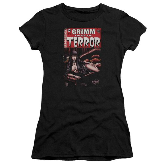 Zenoscope Terror Cover Premium Bella Junior Sheer Jersey