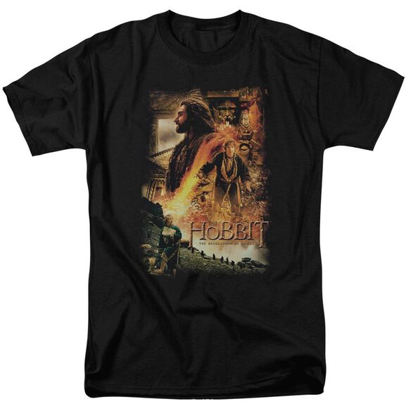 Hobbit Golden Chamber Short Sleeve Adult T-Shirt