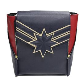 Captain Marvel Logo Mini Backpack