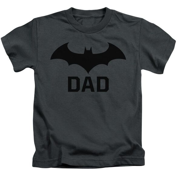 Batman Hush Dad Short Sleeve Juvenile T-Shirt