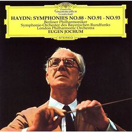 Haydn/ Eugen Jochum - Haydn: Symphonies 88 91 & 93