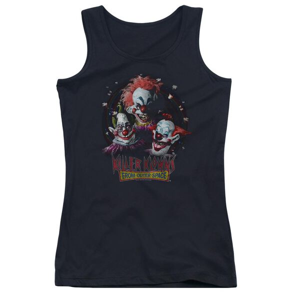 Killer Klowns From Outer Space Killer Klowns Juniors Tank Top