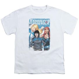 Harbinger Gals Short Sleeve Youth T-Shirt