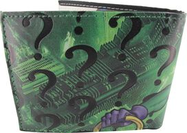 Riddler Question Marks Bifold Wallet