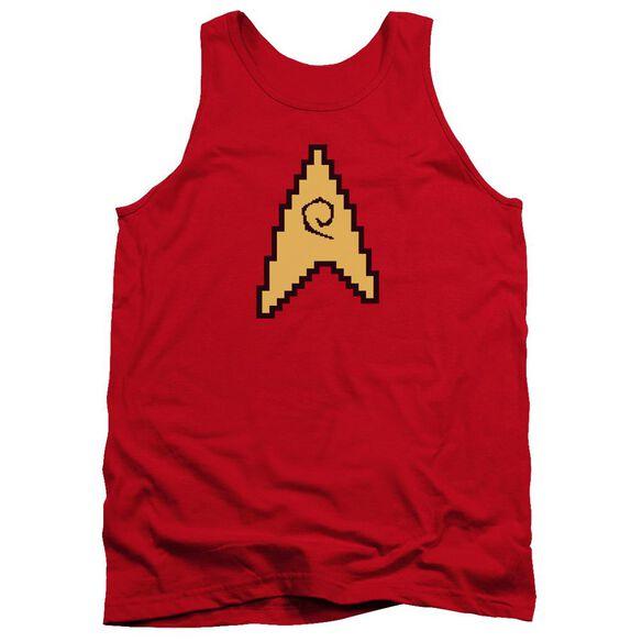 Star Trek 8 Bit Engineering Adult Tank