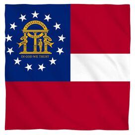 Georgia Flag Bandana