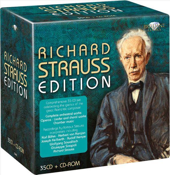 Richard Strauss Edition