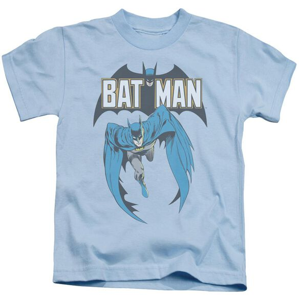 Batman Batman #241 Cover Short Sleeve Juvenile Light Blue Md T-Shirt