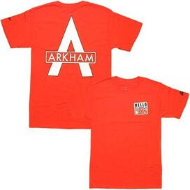 Joker Name Tag Arkham Asylum T-Shirt