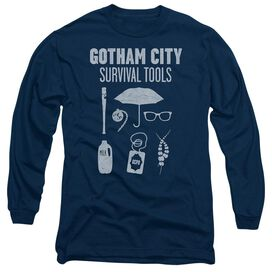 Gotham Survival Tools Long Sleeve Adult T-Shirt