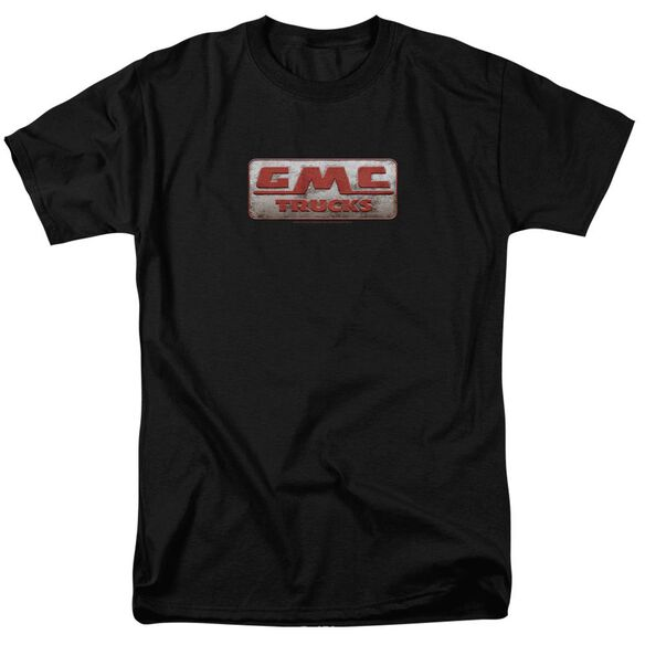 Gmc Beat Up 1959 Logo Short Sleeve Adult T-Shirt