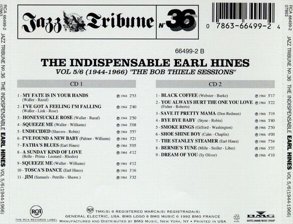 The Indispensable Ear1094