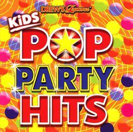 Various Artists - Drew's Famous Kids Pop Party [2005]