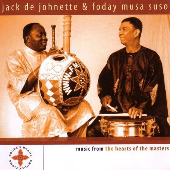 Jack Dejohnette & Suso Foday - Music from the Hearts of the