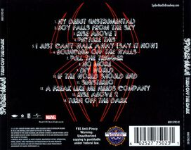 Various Artists - Spider-Man: Turn Off the Dark