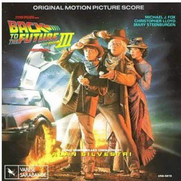 Back To Future 3 / O.S.T.