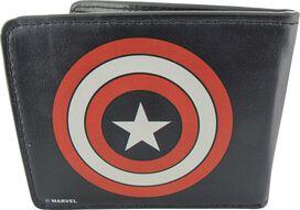 Captain America Simple Shield Wallet