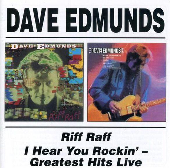 Dave Edmunds - Riff Raff / I Hear You Rockin