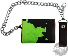 Ghostbusters Slime Wallet