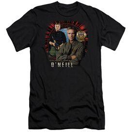 SG1 JACK ONEILL - S/S ADULT 30/1 T-Shirt