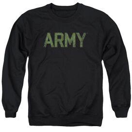 Army Type Adult Crewneck Sweatshirt