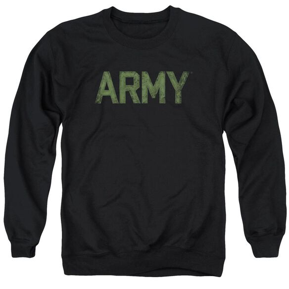Army Type Adult Crewneck Sweatshirt