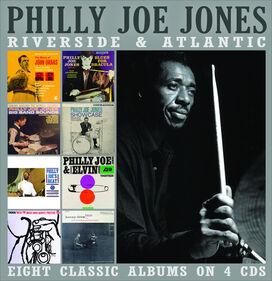 Philly Joe Jones - Riverside & Atlantic