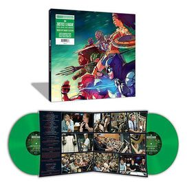 Danny Elfman - Justice League Soundtrack [Exclusive Opaque Green Vinyl]