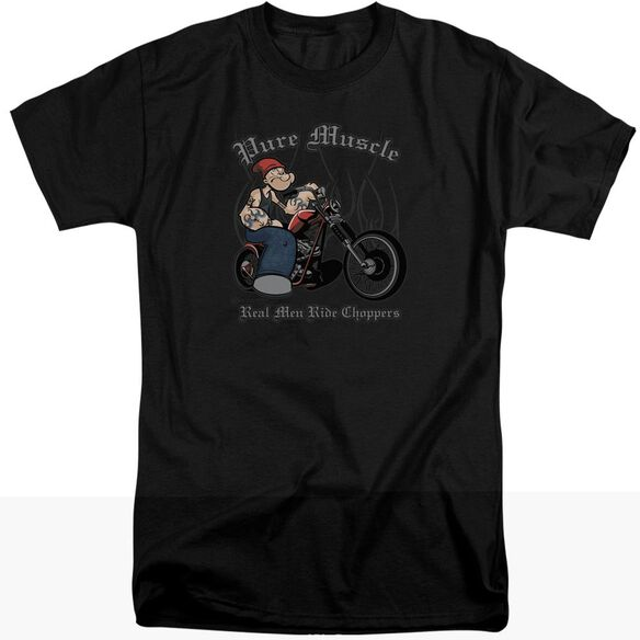 Popeye Pure Muscle Short Sleeve Adult Tall T-Shirt