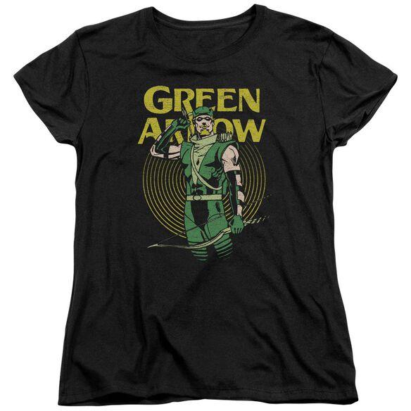 Dc Pull Short Sleeve Womens Tee T-Shirt
