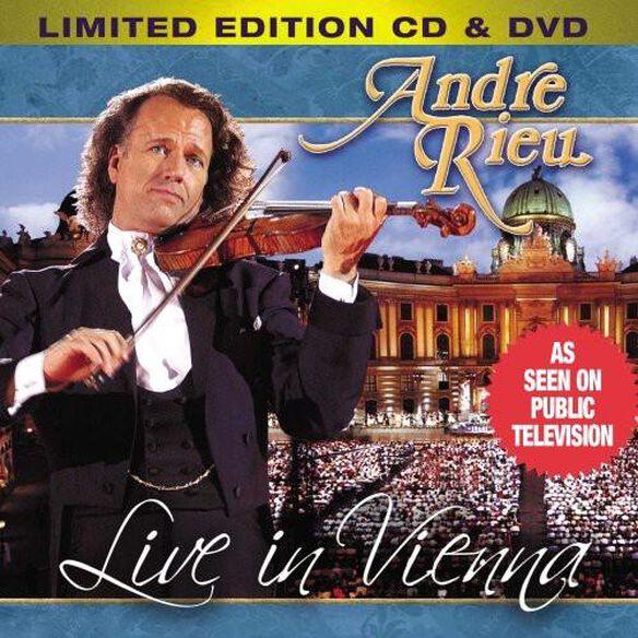 Live In Vienna (W/Dvd) (Ltd)