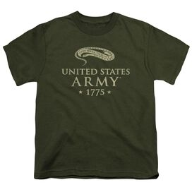 Army We'll Defend Short Sleeve Youth Military T-Shirt