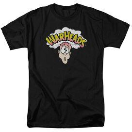 WARHEADS LOGO - S/S ADULT 18/1 - BLACK T-Shirt