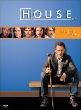 House: Season One [WS] [Repackaged] [6 Discs] [Digipak] [Slipcase]