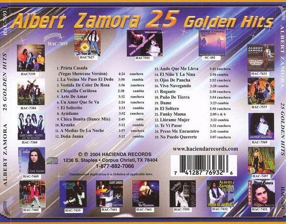 25 Golden Hits 0907