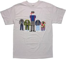 Goonies Outfits T-Shirt