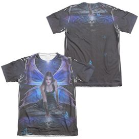 Anne Stokes Immortal Flight (Front Back Print) Adult Poly Cotton Short Sleeve Tee T-Shirt