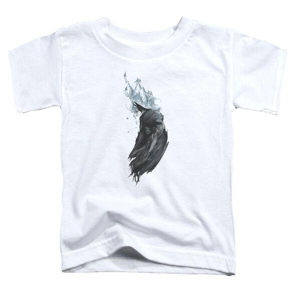 Batman Wash Short Sleeve Toddler Tee White Lg T-Shirt