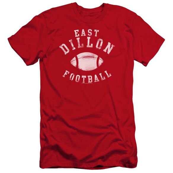 Friday Night Lights East Dillon Football Premuim Canvas Adult Slim Fit