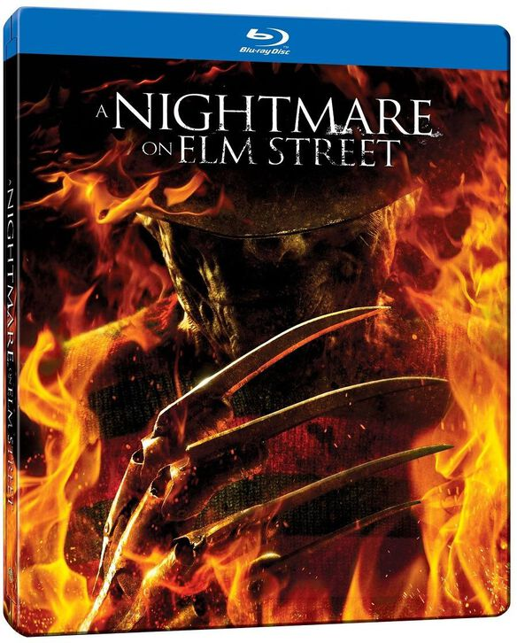 A Nightmare On Elm Street (2010) [Exclusive Blu-ray Steelbook]