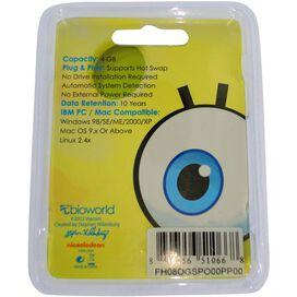 Spongebob Squarepants Flash Drive Keychain