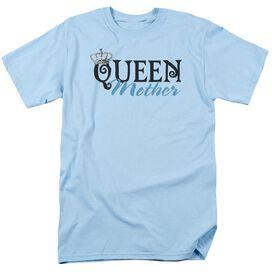 Queen Mother Short Sleeve Adult Light T-Shirt