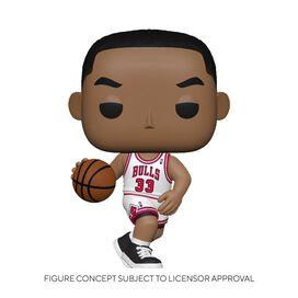 Funko Pop! NBA: Legends- Scottie Pippen (Bulls Home)