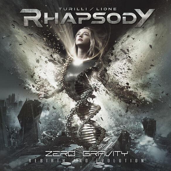 Turilli Rhapsody / Lione - Zero Gravity (Rebirth & Evolution)